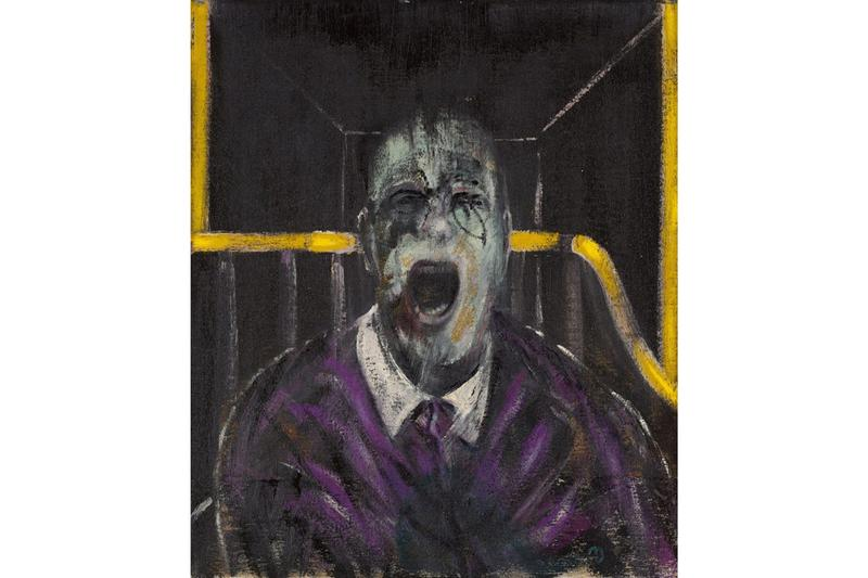 francis bacon screaming pope painting sothebys auction artworks art artists