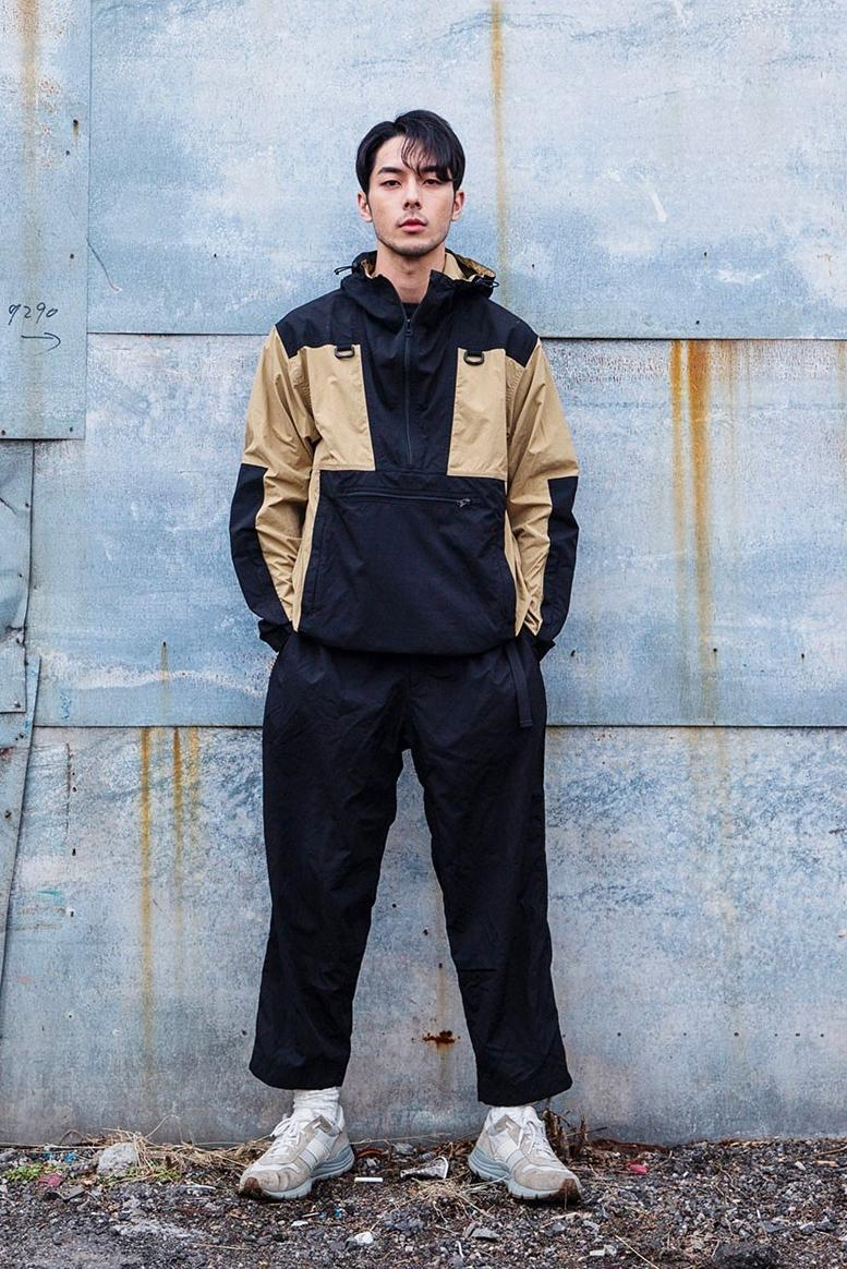 Olive Drab Service SS19 Collection Lookbook Ahn Tae-ok military americana streetwear menswear functionalism brand imprint spring/summer 2019 Korea brand