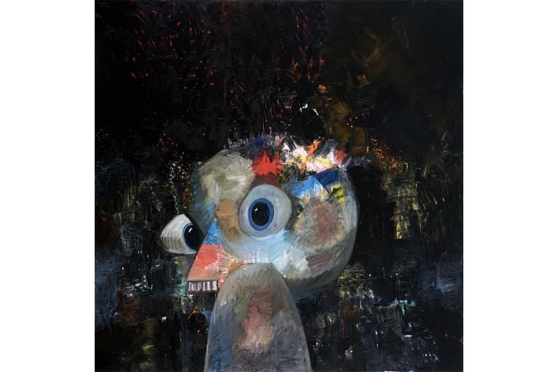 "Sprüth Sprueth Magers Gallery Monika Philomene Presentation Art Exhibition George Condo ""What's the Point?"" Los Angeles American Politics Human Disorder Emotions ""Mental States"" Retrospective"