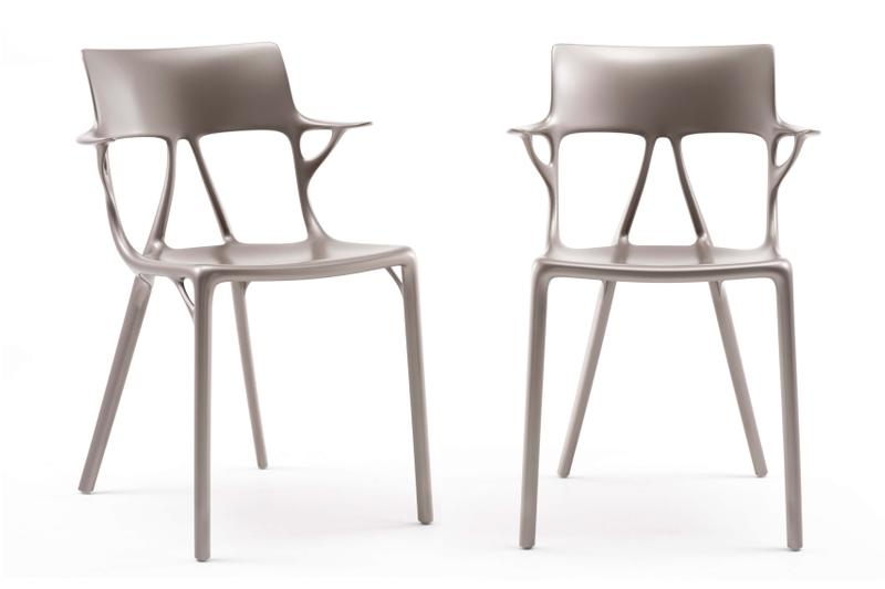 See How Philippe Starck and Kartell Used A.I. to Design a Chair