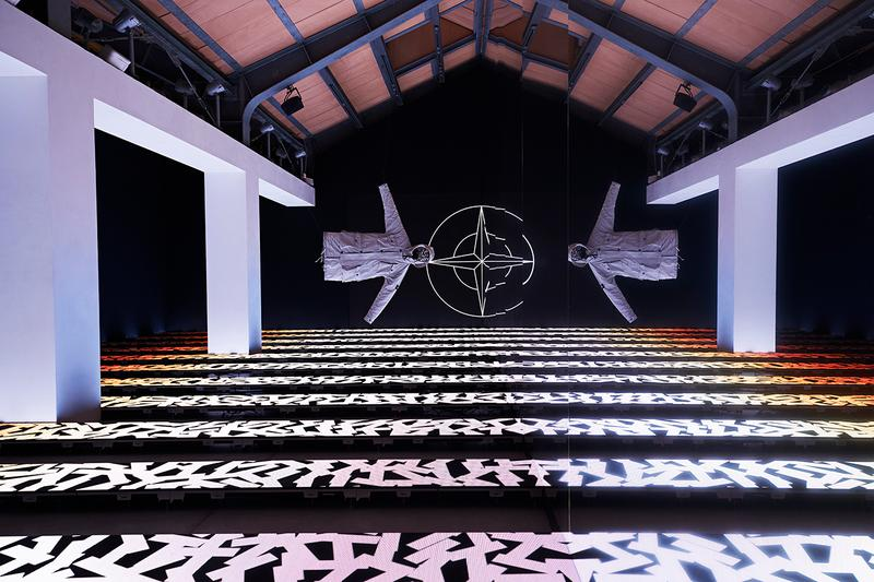 Stone Island Prototype Research Series 04 Closer Look First Info Information Cop Purchase Buy Space Installation Exhibit Tortona Design Week