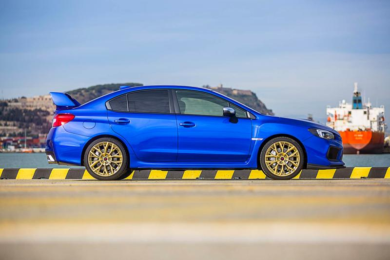 Subaru Spain WRX STI Final Edition Release Info 8 cars rally racing motorsport racer