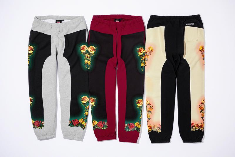 Supreme x Jean Paul Gaultier SS19 Collection