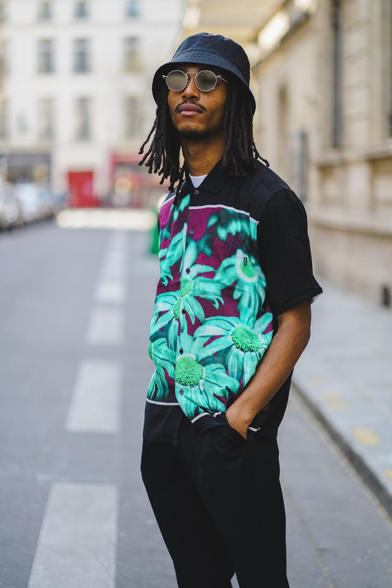 Supreme Jean Paul Gaultier Collection SS19 Spring Summer 2019 Paris Street Photography Looks Drop Dates Structure Paris Shop Editorial Photoshoot
