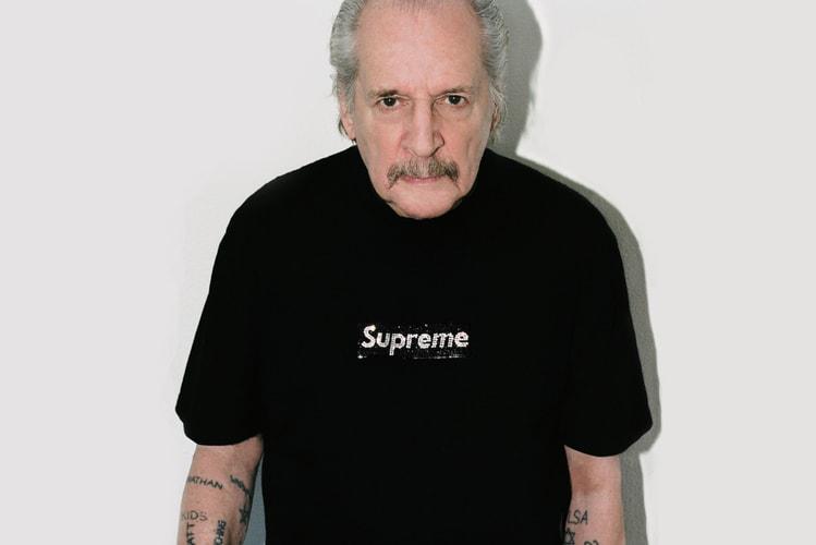 ad397c7e9d55 Supreme's Swarovski Box Logo Collection Reselling $2K USD | HYPEBEAST
