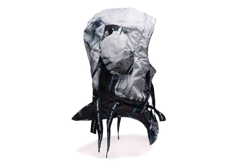 TAKAHIROMIYASHITA The Soloist. Navy & Black Helmets Release info drop date HAVEN shop price accessories hats Made in Japan