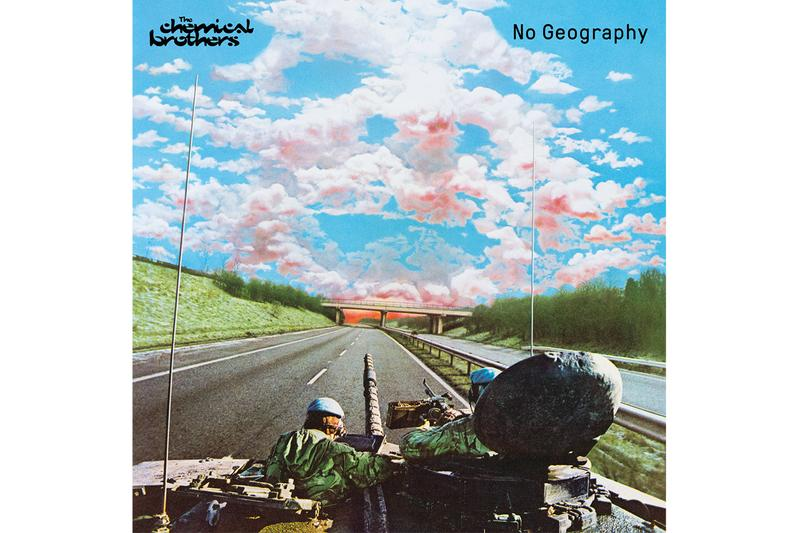 The Chemical Brothers No Geography Album Stream big beat electronic electro house synth bass spotify apple music Tom Rowlands and Ed Simons Manchester techno trip hop
