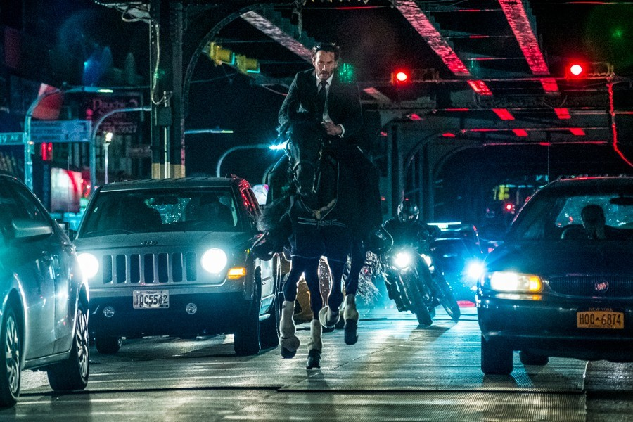 The Continental Hotel Nyc Opening For John Wick 3 Hypebeast