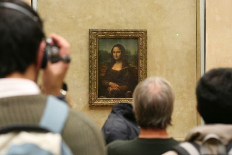 the louvre leonardo da vinci museum paintings mona lisa artworks