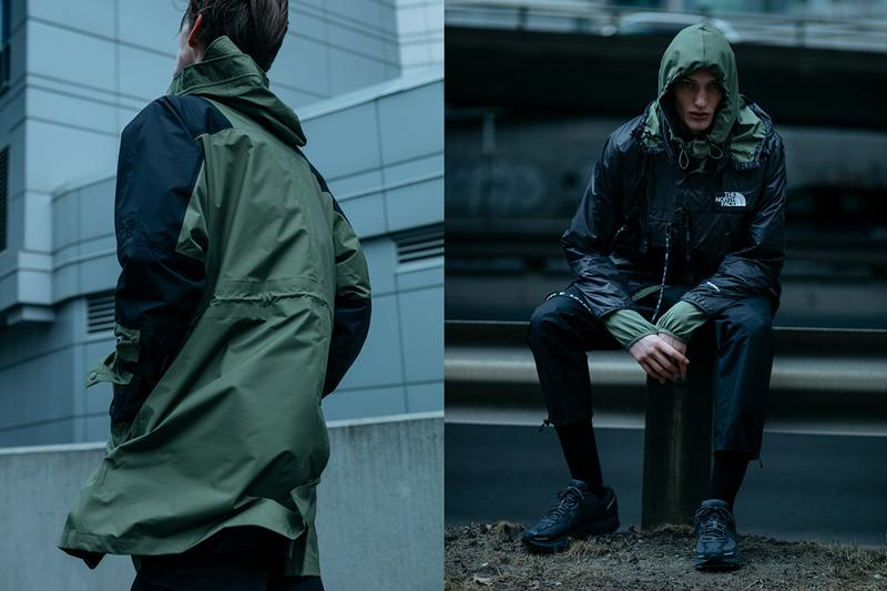 The North Face Black Series with Kazuki Kuraishi HAVEN Spring Summer 2019 SS19 Editorial Photoshoot Technical Outerwear Techwear Gear Utility Shirt Jacket Coat Trousers Cargo Functional Clothing Release Drop Date Closer Look