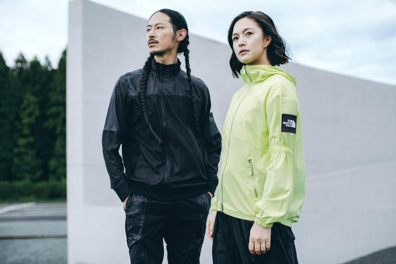 the north face black series spring summer 2019 airflow ss19 outerwear jackets release date info price where to buy black grey gray green white coats clothes