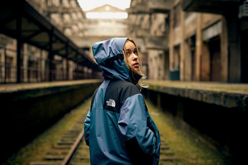 The North Face 'Iridescent' Collection Info Fashion Clothing Collection Cop Purchase Buy Available Now Soon Nuptse Mountain Cyclone Windbreaker jacket coat outerwear