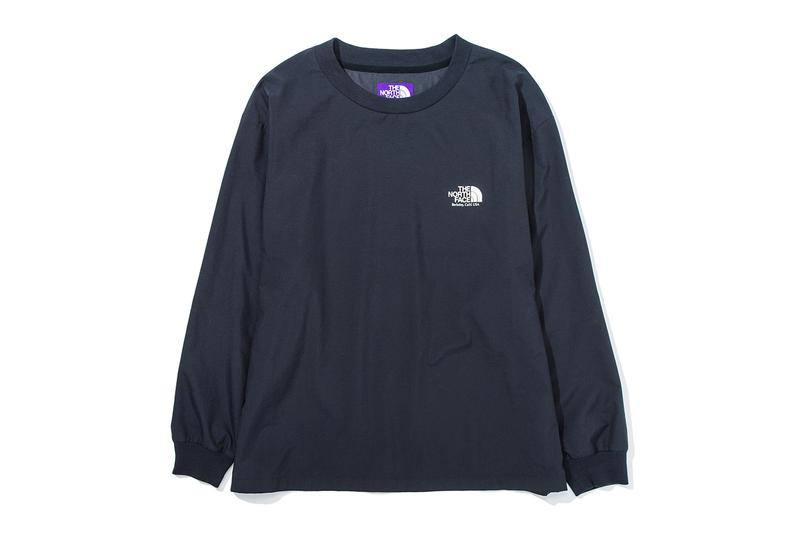 The North Face Purple Label for Beauty and Youth United Arrows SS19 Capsule Spring Summer 2019 Mountain Shorts Waist Bag Field Hat Long Sleeve Logo T-shirt Black Techwear Activewear Japanese Release Exclusive Limited Edition