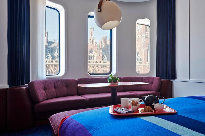 The Standard Hotel London Design Look Inside Opening 2019 Launch Review First Look Stay Book Date New York Los Angeles LA Miami