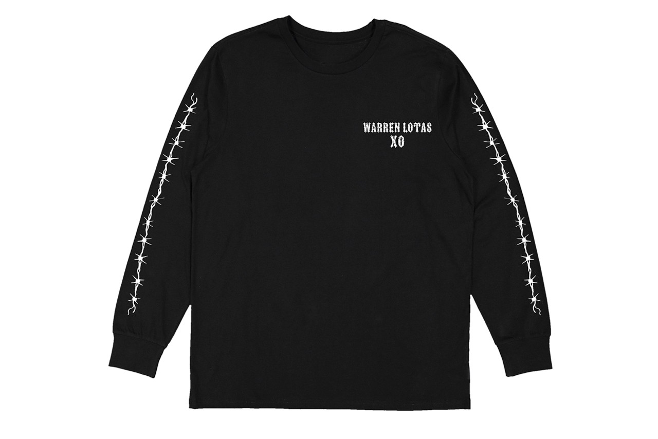 The Weeknd x Warren Lotas XO Capsule Collaboration collection april 2 2019 drop release date info buy store