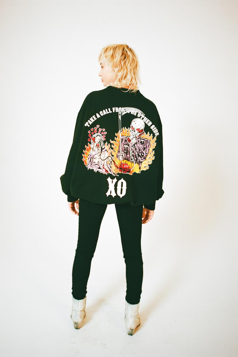 024f29f480e The Weeknd x Warren Lotas XO Capsule Collaboration collection april 2 2019  drop release date info