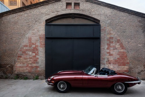 This Restored 19th Century Home Uses Classic Cars as Art