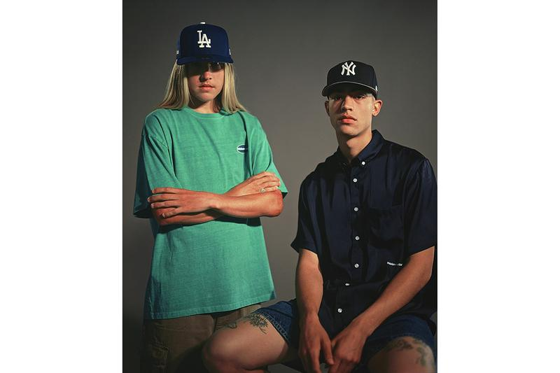 thisisneverthat x New Era Baseball Caps Spring Summer 2019 SS19 Collaboration Collection Release Information 9TWENTY 59FIFTY New York Yankees Los Angeles Dodger