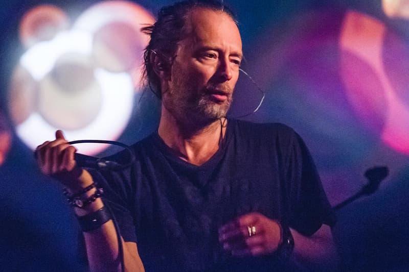 Thom Yorke New Song Gawpers Paris Suspirium Suspiria soundtrack