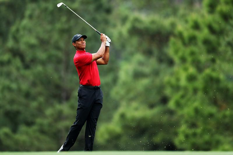 Tiger Woods Historic Win Internet Reactions Barack Obama Stephen Curry donald trump