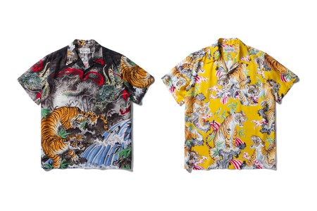 WACKO MARIA & Tim Lehi Channel Traditional Japanese Art in New Collaboration