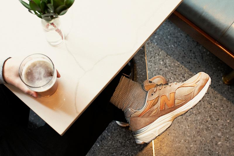 """Todd Snyder & New Balance Return With 990v3 """"Dark Ale"""" Colorway"""