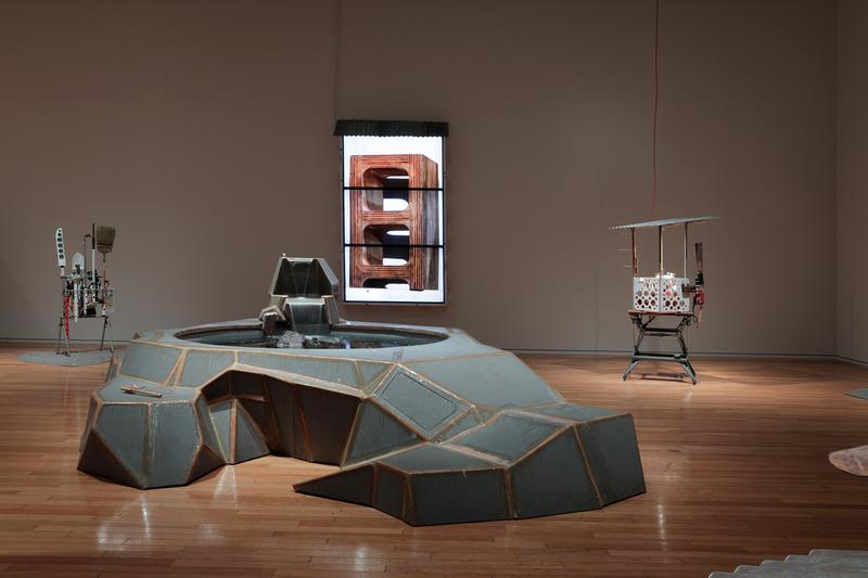 tom sachs tea ceremony tokyo opera city gallery exhibition artworks sculptures installations