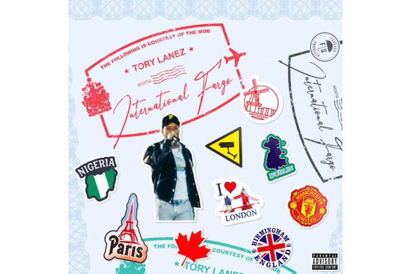 Tory Lanez 'International Fargo' Mixtape SoundCloud Stream Listen Now