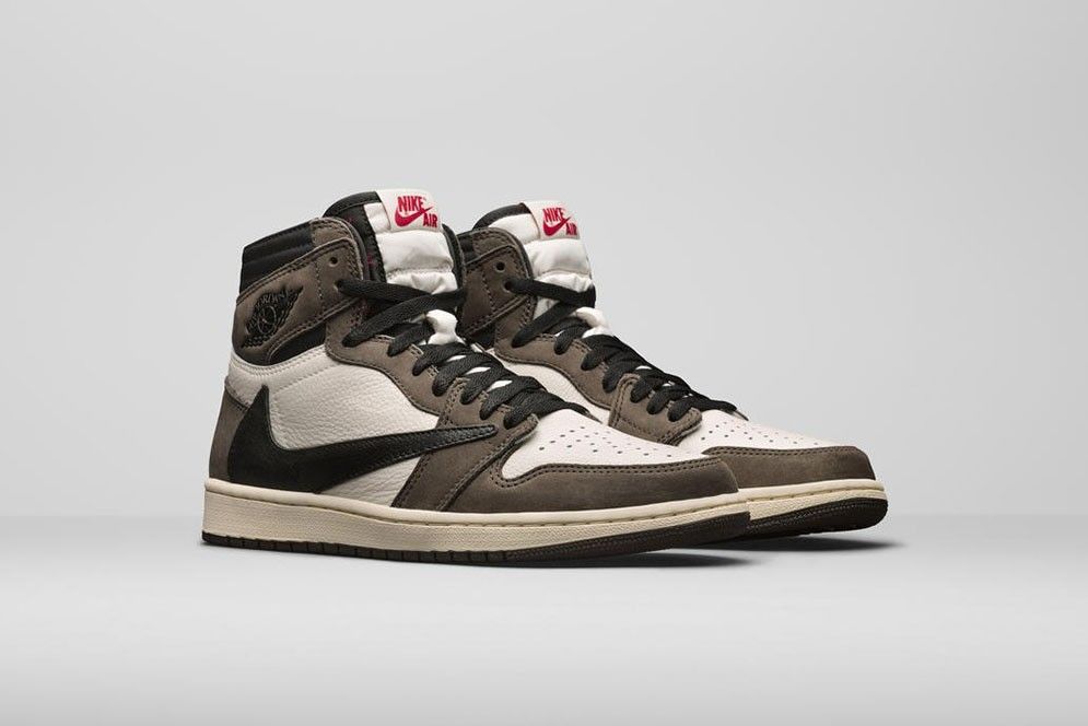 Travis Scott Air Jordan 1 Apparel