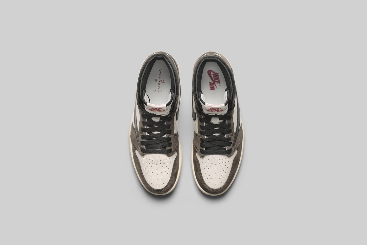 0d842d31a189 Travis Scott Air Jordan 1 Apparel   Store List