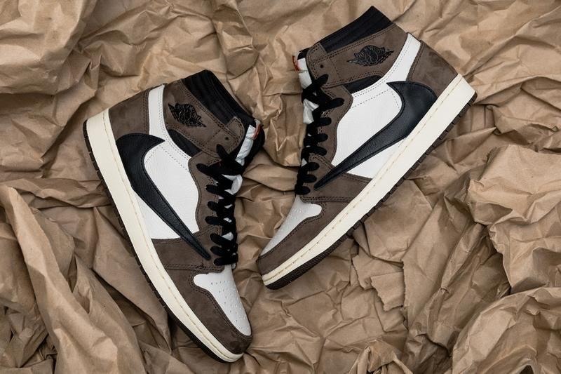 54006bf2 Win Travis Scott Cactus Jack Air Jordan 1 with StockX backwards swoosh bid  £1 €