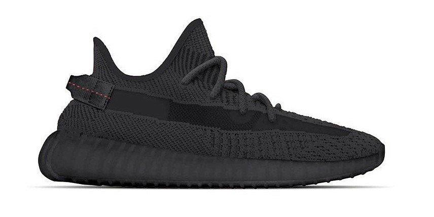 c41892a4324d9 adidas YEEZY BOOST 350 V2 All-Black Release