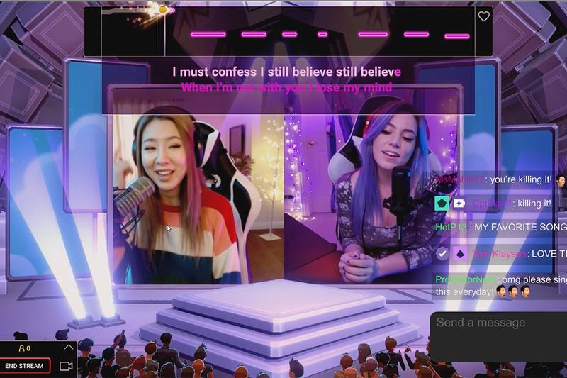 Twitch Launches a Free-to-Play Karaoke Game Info | HYPEBEAST
