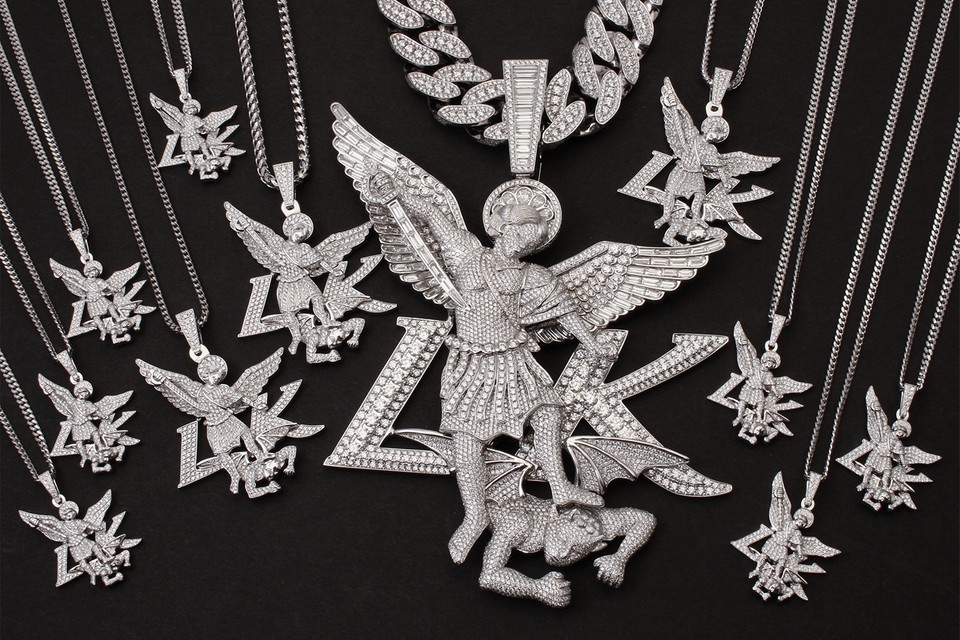 Tyga's Latest Diamond Chain from Ben Baller Took Over 3 Months to Make