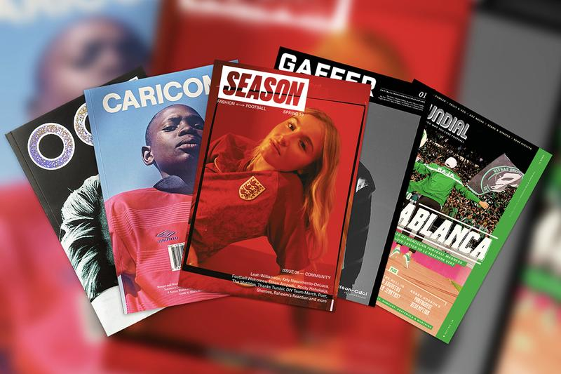 UK Best Football Magazine Soccer Publication Sports Black Culture Fans Female GIrls Womens Buy Cop Purchase Gift Guide Subscription Details