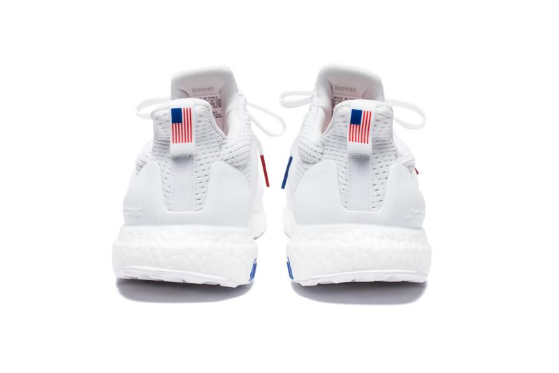 """The UNDEFEATED x adidas UltraBOOST 1.0 """"Stars and Stripes"""" Arrives Just in Time for Memorial Day Weekend"""