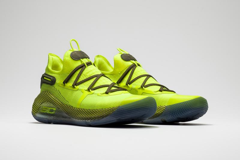 8ac1b27368bc Steph Curry and Under Armour Gift Final Four Teams Curry 6 Colorways ...