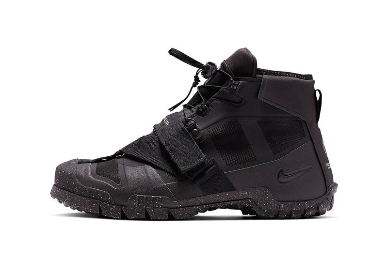 Nike x Undercover Jun Takahashi SFB Mountain Pack Trail Trek Boot SS19 Spring Summer 2019 Release Paris Runway 'New Warriors' 'Bootleg Truth' Tribe Bill Bowerman WWII World War 2 Release Information Drop Date Where to Buy Cop Now Raffle
