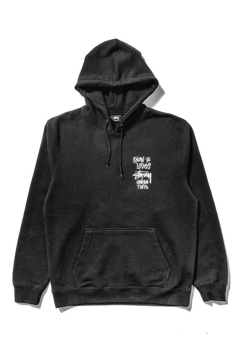 Union Tokyo Celebrates First Anniversary With UNDEFEATED and Stüssy Collaborations