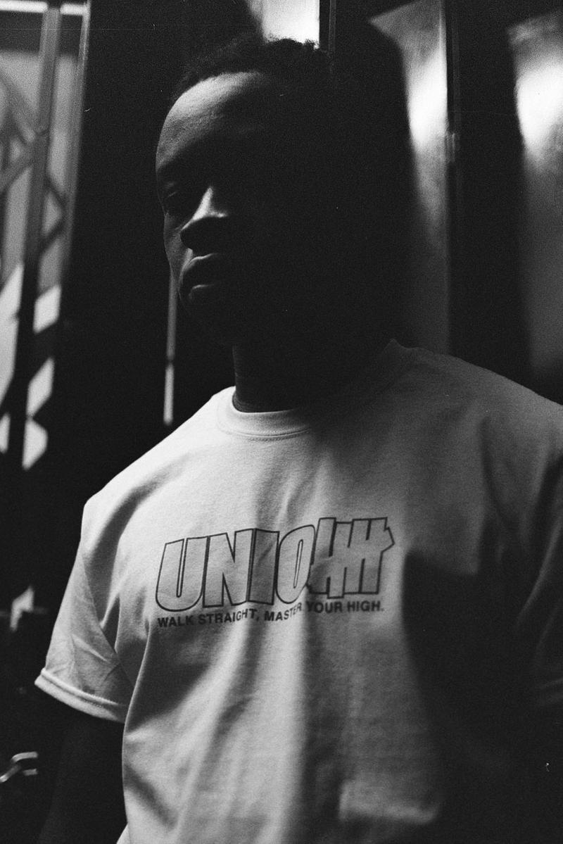 Union tokyo first anniversary stussy undefeated collaboration exclusive tee shirt release date drop info collection japan harajuku april 20 2019