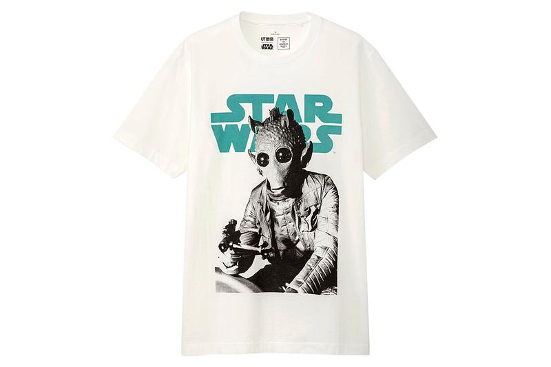 Uniqlo UT x Star Wars Jun Takahashi Nigo Tetsu Nishiyama Collab Collaboration Collection Collections Cop Purchase Buy Clothing Fashion T-Shirts