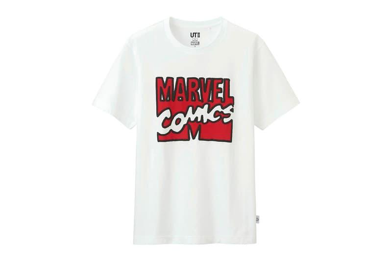 Marvel Comics x UNIQLO UT SS19 Jason Polan iron man avengers venom spider man