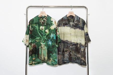 UNUSED Taps Vincent Van Gogh Museum for Lush SS19 Collaboration