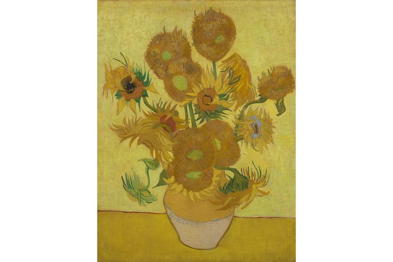 vincent van gogh and the sunflowers exhibition netherlands museum artworks paintings shows