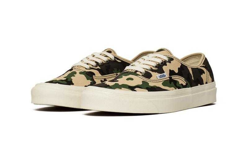 vans ua anaheim factory authentic 44 dx sneaker release
