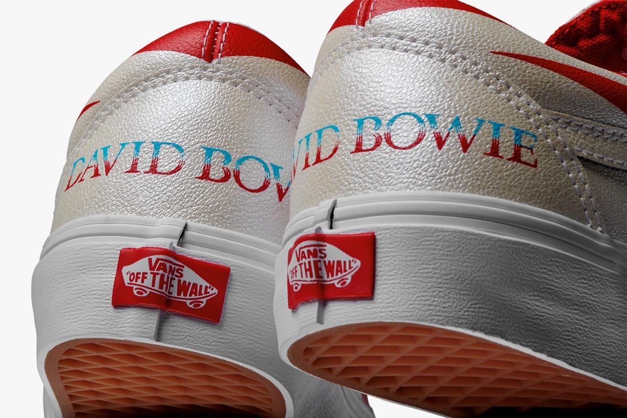 old skool vans david bowie
