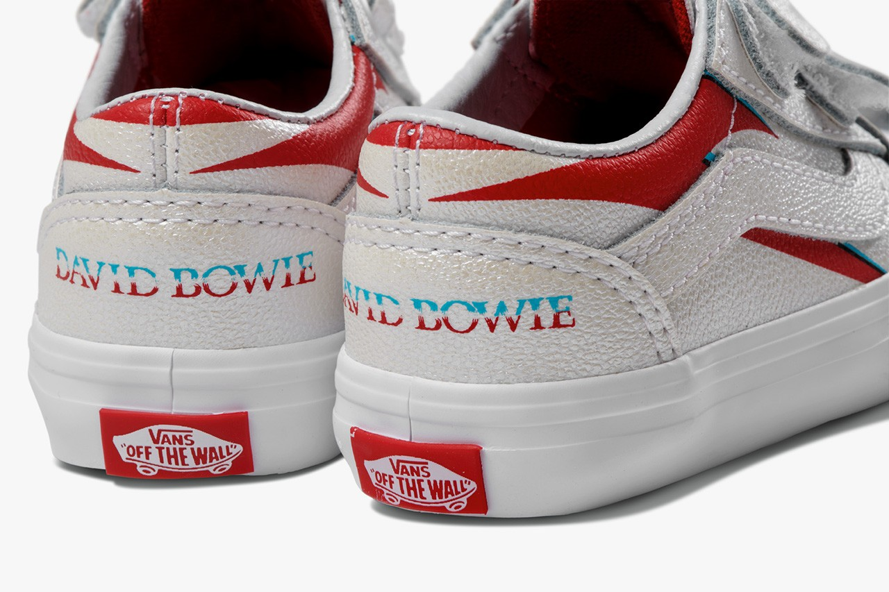 David Bowie x Vans SS19 Collection Full