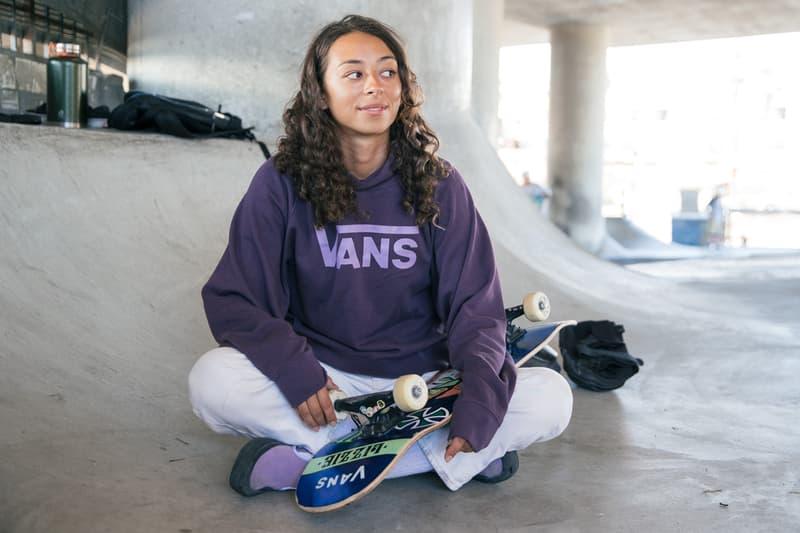 0fd7ddc369 vans lizzie armanto lavender pack skate collection sk8 hi slip on pro