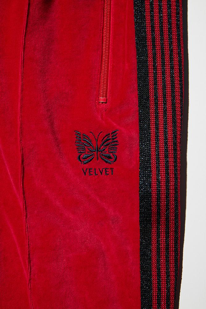 VELVET x NEPENTHES Tokyo Vintage Pop-Up, Collaboration items track suit painted exclusive drop release date south2west8 japan tour