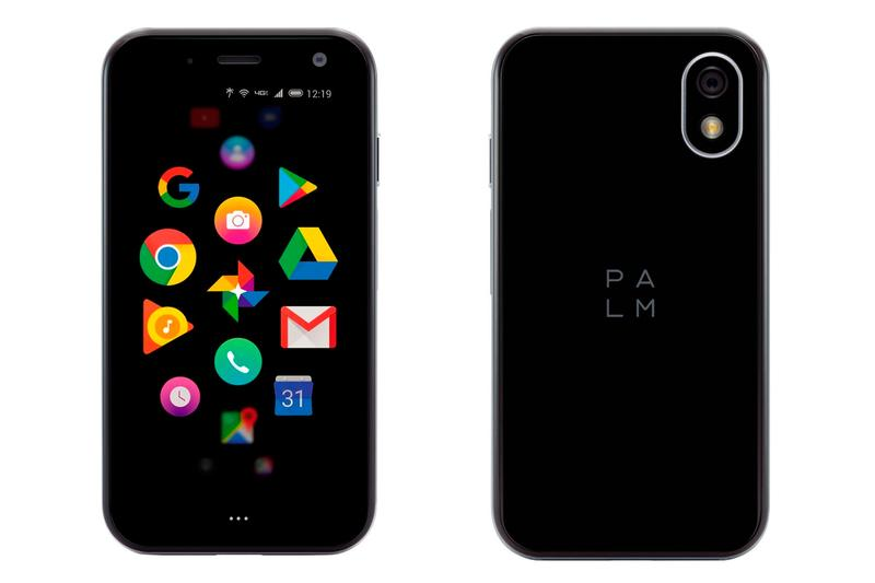 Verizon Palm Companion Becomes a Primary Mobile Phone With the Latest Update smartphone